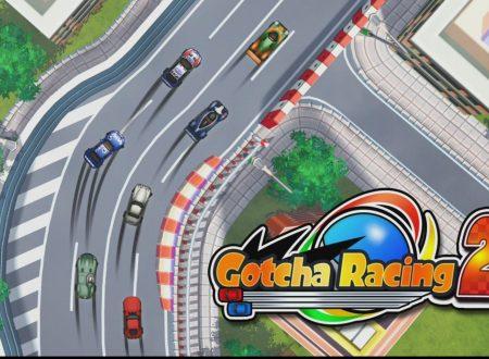 Gotcha Racing 2nd: il titolo è in arrivo il 29 marzo sull'eShop di Nintendo Switch