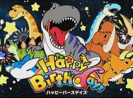 Happy Birthdays: una demo è in arrivo il 22 marzo sui Nintendo Switch giapponesi