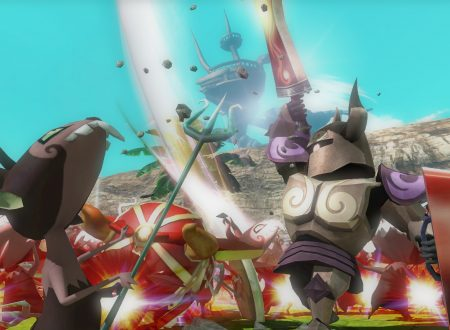 Hyrule Warriors: Definitive Edition, Koei Tecmo pubblica nuovi screenshots della versione per Nintendo Switch