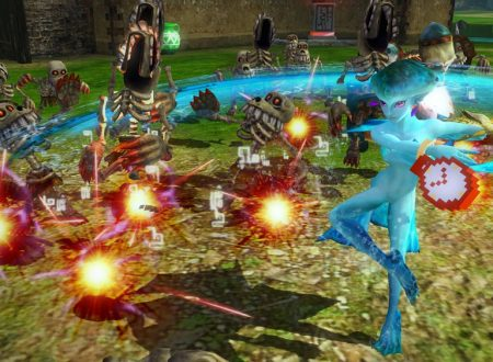 Hyrule Warriors: Definitive Edition, l'account Twitter mostra nuovi screenshots sul titolo