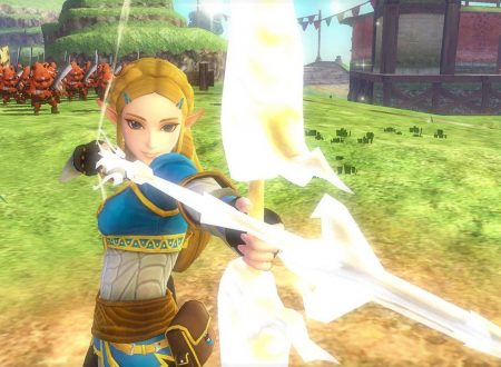 Hyrule Warriors: Definitive Edition, mostrati i costumi di Link e Zelda da Breath of the Wild