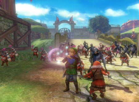 Hyrule Warriors: Definitive Edition, pubblicati nuovi screenshots del titolo