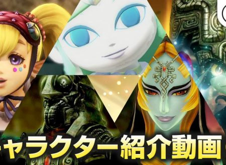 Hyrule Warriors: Definitive Edition, pubblicato un quarto trailer sui personaggi del musou
