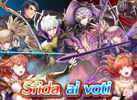 Fire Emblem Heroes: svelata la finale tra Fallen Celica e Daraen, nella Sfida ai voti: Ombra riflessa