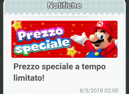 Super Mario Run: il titolo scontato del 50% su Google Play e Apple Store