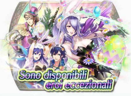 Fire Emblem Heroes: disponibili gli eroi speciali: Festa di primavera, presto la sfida ai voti: Carosello dei conigli