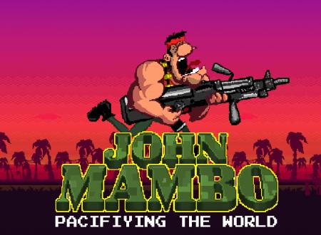 John Mambo: aperta la campagna su IndieGoGo, tra i piani una release su Nintendo Switch