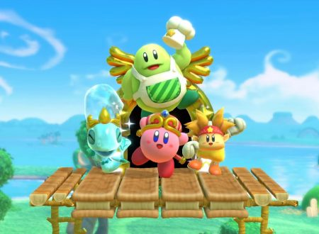 Kirby Star Allies: due video mostrano il segreto dell'HD Rumble e la stanza segreta di HAL Laboratory