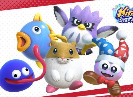 Kirby Star Allies: il giro delle recensioni per l'ultimo titolo della pallina rosa di HAL Laboratory