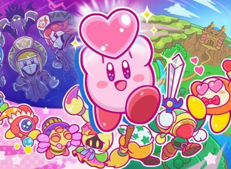 Kirby Star Allies: il titolo aggiornato ora alla versione 1.1.1 sui Nintendo Switch europei