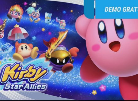Kirby Star Allies: la demo del titolo è ora disponibile sull'eShop europeo di Nintendo Switch