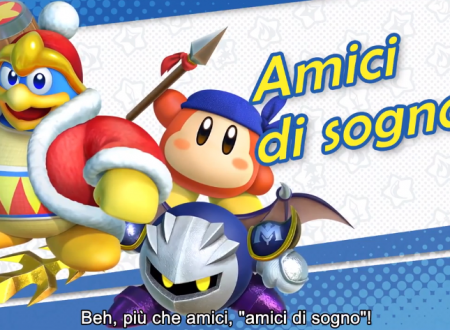 Kirby Star Allies: svelati gli amici di sogno, la prima ondata in arrivo il 28 marzo con un aggiornamento gratuito