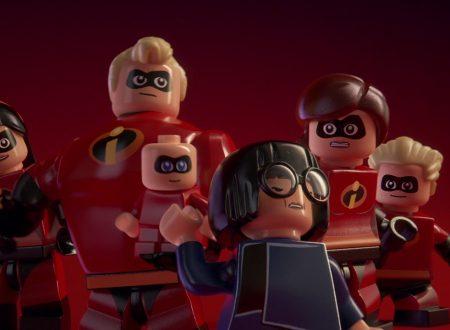 LEGO The Incredibles: il titolo è in arrivo il 13 luglio sui Nintendo Switch europei