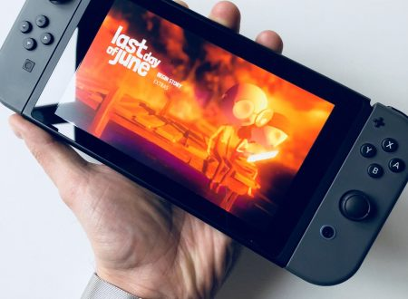 Last Day of June: Massimo Guarini ‏di OvoSonico rivela l'arrivo del titolo su Nintendo Switch