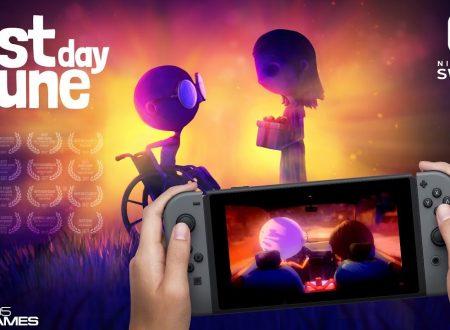 Last Day of June: pubblicato il trailer di lancio del titolo su Nintendo Switch