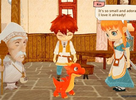 Little Dragons Café: mostrati i primi screenshots del titolo in arrivo su Nintendo Switch