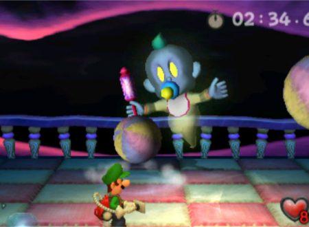Luigi's Mansion: pubblicati dei nuovi screenshots della versione per Nintendo 3DS