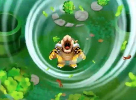 Mario & Luigi: Viaggio al centro di Bowser + Le avventure di Bowser Junior, il titolo è in arrivo nel 2019 su Nintendo 3DS