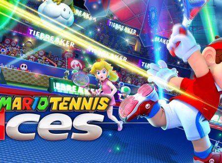 Mario Tennis Aces: titolo in arrivo il 22 giugno, nuove informazioni, svelato un torneo pre-lancio