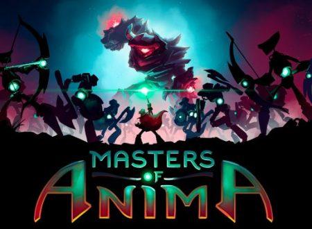 Master of Anima: il titolo è in arrivo il 10 aprile sull'eShop di Nintendo Switch