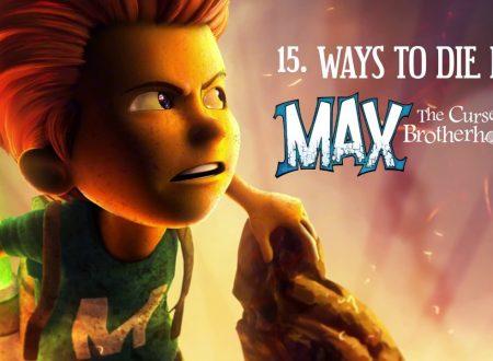 Max: The Curse of Brotherhood, il titolo è in arrivo il 24 aprile sui Nintendo Switch europei