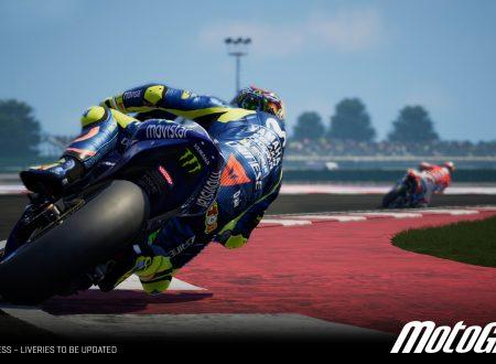 MotoGP 18: il titolo è in arrivo il 7 giugno sui Nintendo Switch europei