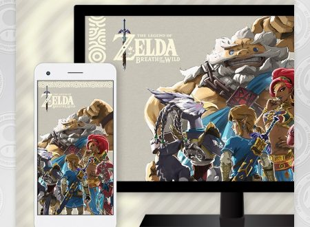 My Nintendo: nuovi sconti e sfondi dal mondo di The Legend of Zelda: Breath of the Wild