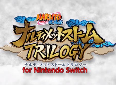 Naruto Shippuden: Ultimate Ninja Storm Trilogy, pubblicato il primo trailer della versione Nintendo Switch