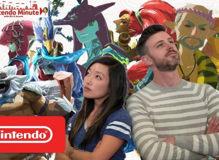 Nintendo Minute: una valutazione sui personaggi di The Legend of Zelda: Breath of the Wild con Kit e Krysta