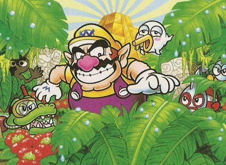 Nuovi trademark da Nintendo, un nuovo capitolo di Wario Land potrebbe arrivare su Nintendo Switch?
