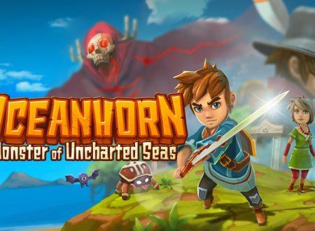 Oceanhorn: Monster of Uncharted Seas, il titolo aggiornato alla versione 1.0.1 sui Nintendo Switch europei