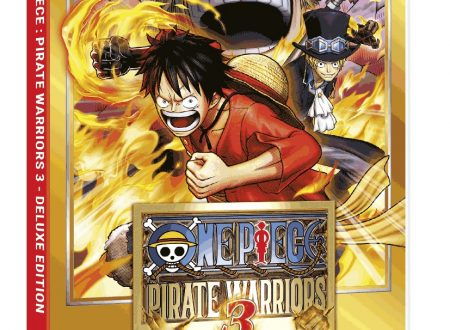 One Piece: Pirate Warriors 3 Deluxe Edition: il titolo è in arrivo l'11 maggio sui Nintendo Switch europei