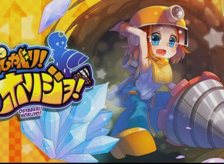 Osyaberi! Horijyo!: uno sguardo in video al titolo dai Nintendo Switch giapponesi