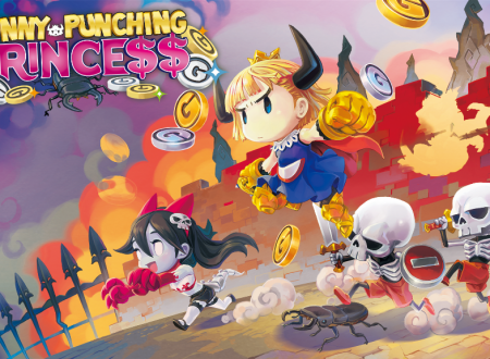 Penny-Punching Princess: i primi 44 minuti di video gameplay del titolo dai Nintendo Switch europei