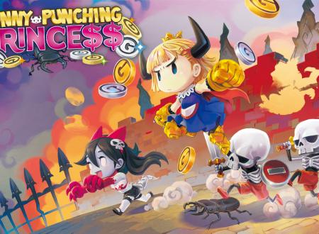 Penny-Punching Princess: i primi 44 minuti di video gameplay del titolo dai Nintendo Switch europei