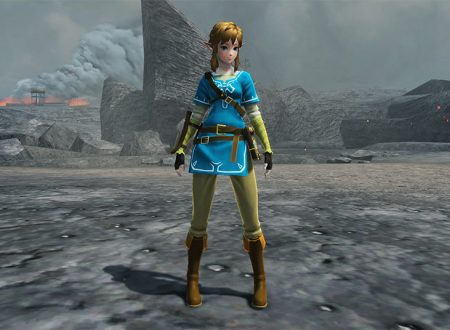 Phantasy Star Online 2 Cloud: il titolo è in arrivo il 4 aprile sui Nintendo Switch giapponesi, svelata la collaborazione con Zelda: Breath of the Wild
