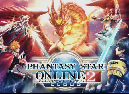 Phantasy Star Online 2 Cloud: pubblicato il video introduttivo giapponese sul titolo