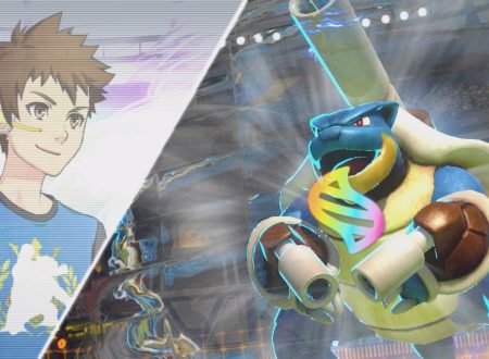 Pokkèn Tournament DX: mostrato il primo video gameplay su Blastoise, dal Battle Pack DLC