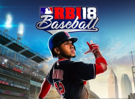 R.B.I. Baseball 18: la versione Nintendo Switch del titolo è ora in arrivo ad aprile