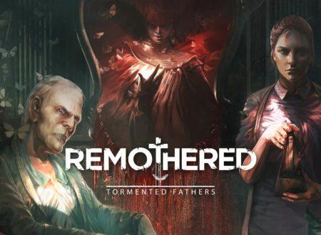 Remothered: Tormented Fathers, il noto survival horror italiano è ufficialmente in arrivo su Nintendo Switch