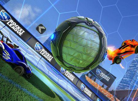 Rocket League: la versione 1.42 è in arrivo settimana prossima sui Nintendo Switch europei