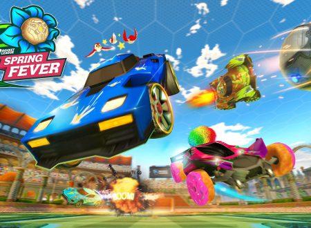 Rocket League: l'evento Spring Fever, in arrivo il 19 marzo nel titolo anche su Nintendo Switch