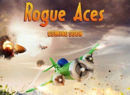 Rogue Aces: il titolo è in arrivo il 12 aprile sull'eShop di Nintendo Switch