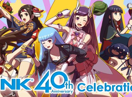 SNK HEROINES ~Tag Team Frenzy~: SNK compie il suo 40° anniversario di vita, nuove informazioni sul roster del gioco al PAX East 2018