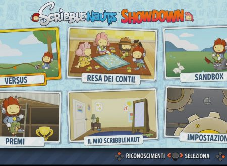 Scribblenauts Showdown: i nostri primi 41 minuti di video gameplay del titolo su Nintendo Switch