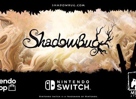 Shadow Bug: il titolo è in arrivo il 30 marzo sull'eShop europeo di Nintendo Switch