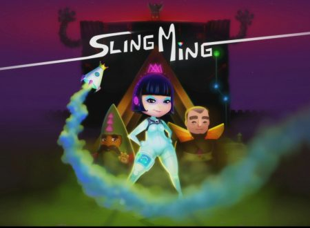 Sling Ming: uno sguardo in video gameplay dai Nintendo Switch europei