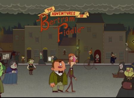 Adventures of Bertram Fiddle: Episode 1, il titolo è in arrivo il 29 marzo sull'eShop europeo di Nintendo Switch