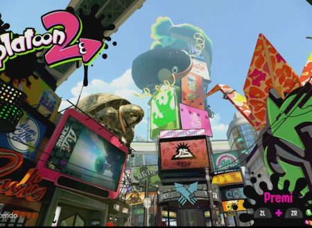 Splatoon 2: la versione 2.3.2 è ora disponibile sui Nintendo Switch europei