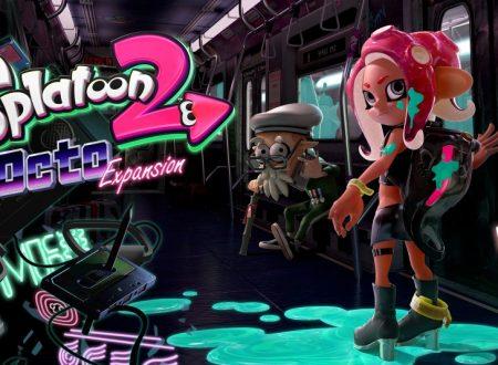 Splatoon 2: rivelato l'arrivo della Octo Expansion, la versione 3.0 è disponibile ad aprile